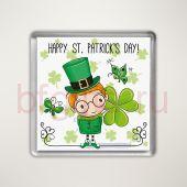 Магнит St. Patrick's day