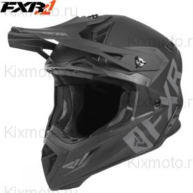 Шлем FXR Helium Prime - Black