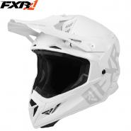 Шлем FXR Helium Prime - White