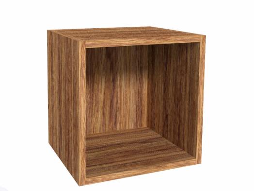 Полка навесная Хайпер Куб 1