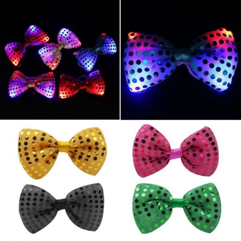 Светящаяся карнавальная бабочка