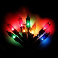 Гирлянда с лампочками