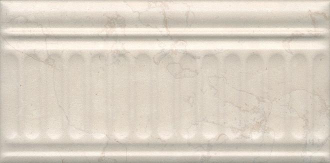 19027/3F | Бордюр Резиденция беж структурированный