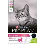 Pro Plan для кошек с чувствительным пищеварением, с ягненком 1.5 кг