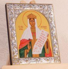 Икона Александра Романова (14х18см)