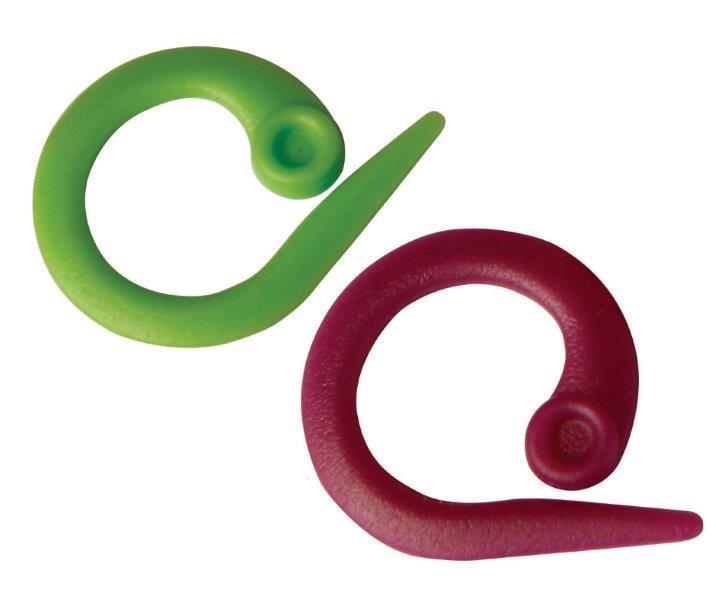 Маркеры для вязания ЦВЕТНЫЕ КРУГИ  Knit Pro (10804)