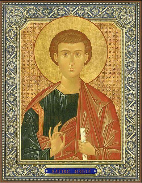 Икона Апостол Фома
