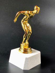 Приз статуэтка Плавание на подставке