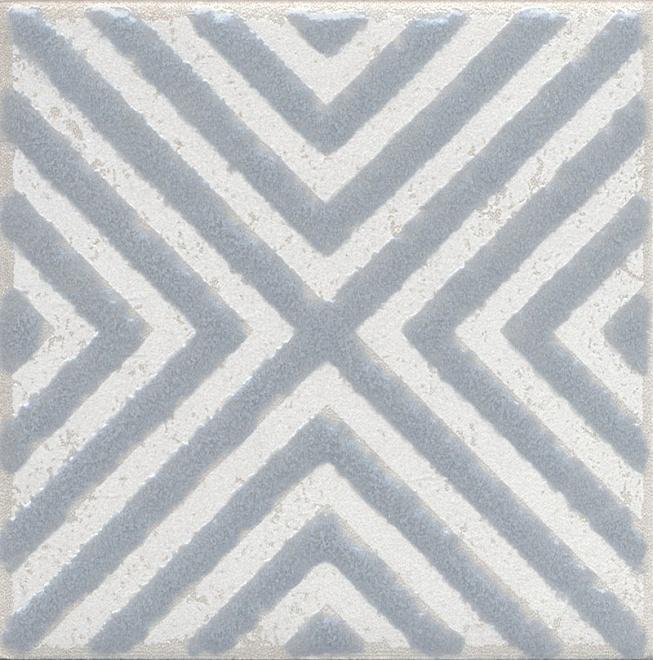 STG/C403/1270 | Вставка Амальфи орнамент серый