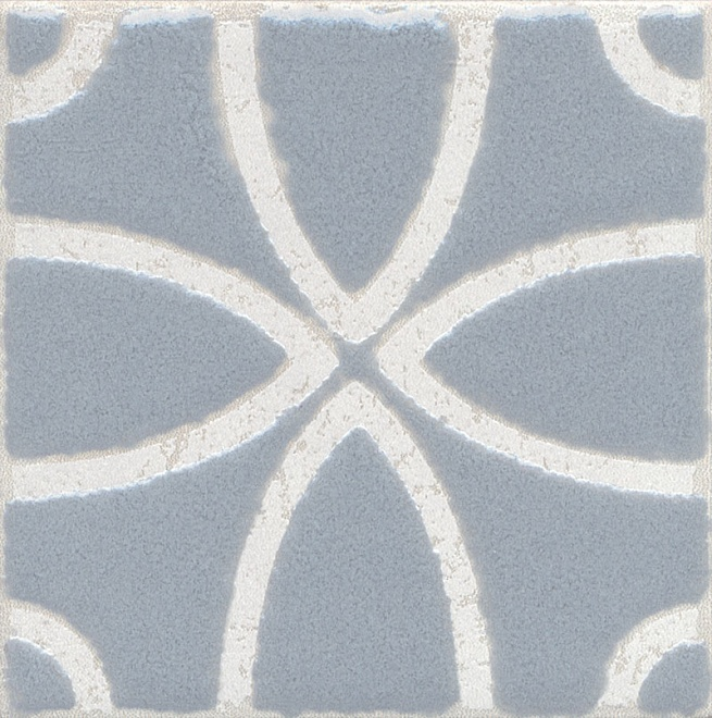 STG/C405/1270 | Вставка Амальфи орнамент серый