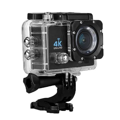 Экшн-камера 4K Sports Ultra HD DV. Цвет: черный.
