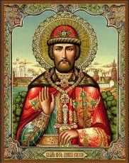 Икона Дмитрий (Димитрий) Донской