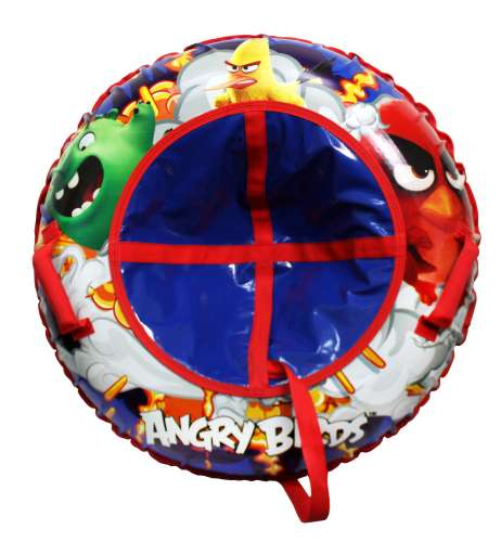 Тюбинг Angry Birds с камерой, 100 см