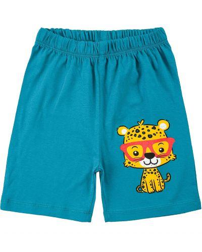 Шорты для мальчика 1-5 лет Bonito kids синие