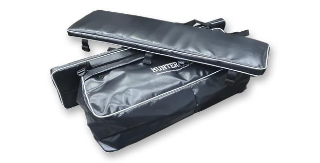 Комплект мягких накладок с сумкой для Хантер 345