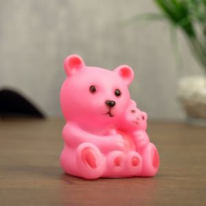 "Ночник ""Медвежонок с мамой"", LED"