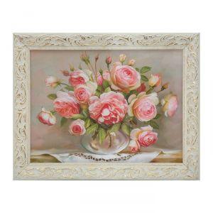 "Картина ""Цветы"" 47х37 см   4372051"
