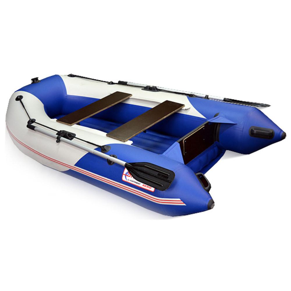 Надувная лодка HUNTERBOAT Стелс 255 АЭРО