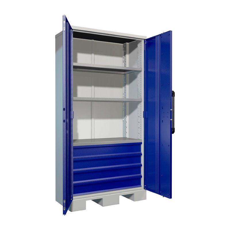 Шкаф инструментальный «AMH TC-003040»