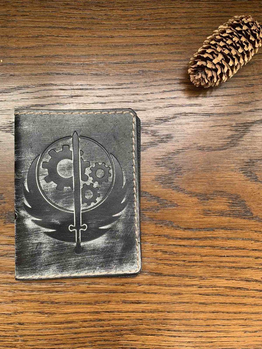Обложка на паспорт Fallout