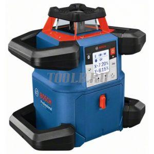 Bosch GRL 600 CHV Professional - лазерный нивелир ротационный
