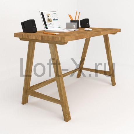 """Письменный стол из дуба """"Архимед"""""""