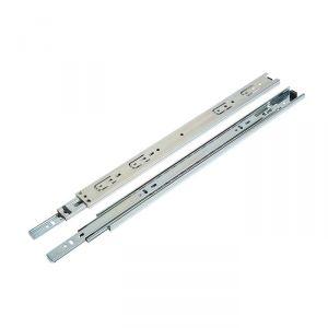 Шариковые направляющие полного выдвижения, L=400 мм, Н=35 мм, 2 шт. в наборе   4328124