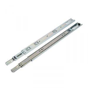 Шариковые направляющие полного выдвижения, L=450 мм, Н=45 мм, 2 шт. в наборе   4328127