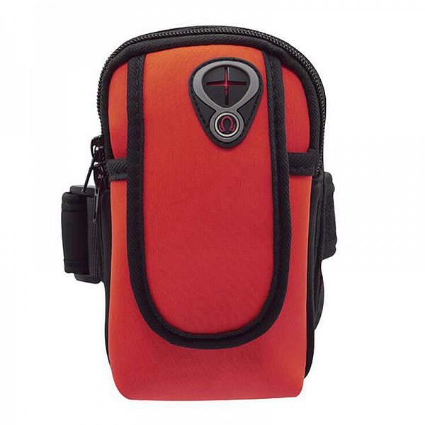 Орбита OT-SMH11 Красный чехол-нарукавник для смартфона