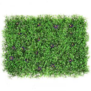 Декоративная панель, 40 ? 60 см, «Цветы в пятилистнике»