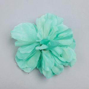 Цветок для декора цвета тиффани
