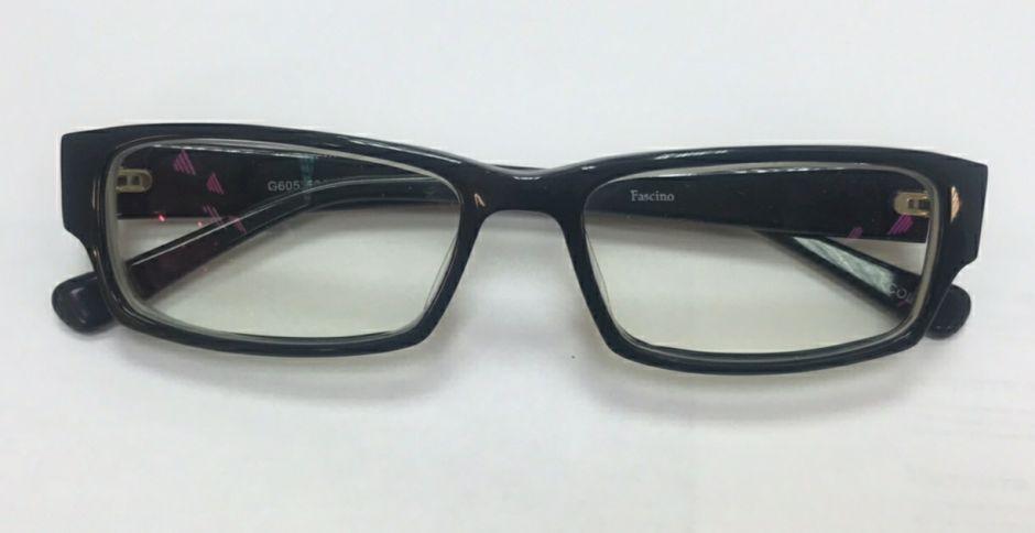 Изготовленные очки с линзами Zeiss LotuTec серый фотохром