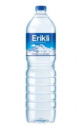 Erikli qazsız su 1,5 lt
