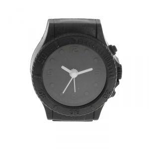 "Будильник ""Часы наручные"",  черные 6.5х6 см 872909"
