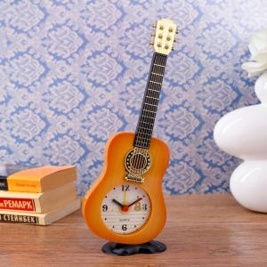 "Будильник ""Гитара"", 21.5х8.5 см  микс 1395768"
