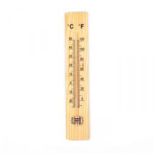 Термометр спиртовой, уличный, дерево 558417