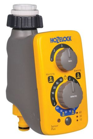 Таймер для полива HoZelock Sensor Plus 2214