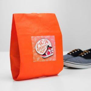 """Мешок для обуви """"Моя осенняя обувь""""  Для девочки   4452156"""