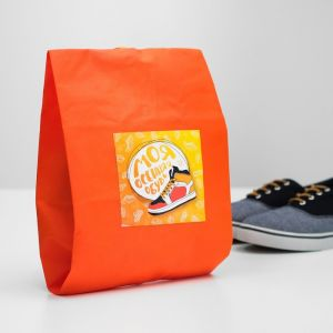 """Мешок для обуви """"Моя осенняя обувь""""  Для мальчика   4452165"""