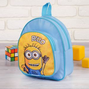 Рюкзак детский «Bello», Гадкий Я, 22 x 25 см