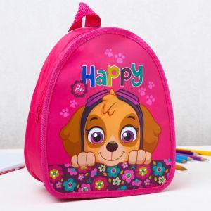 Рюкзак детский «Be Happy», Paw Patrol?