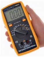 МЕГЕОН 14022 Цифровой измеритель индуктивности и емкости (LC метр) цена с доставкой
