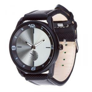 """Часы наручные """"Копалес"""", черный ремешок, d=4.5 см 3620985"""