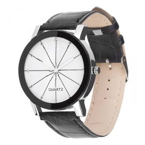 """Часы наручные """"Сальпика"""", черные, d=4.5 см 3621002"""