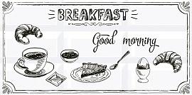 Декор Vogue Breakfast 1