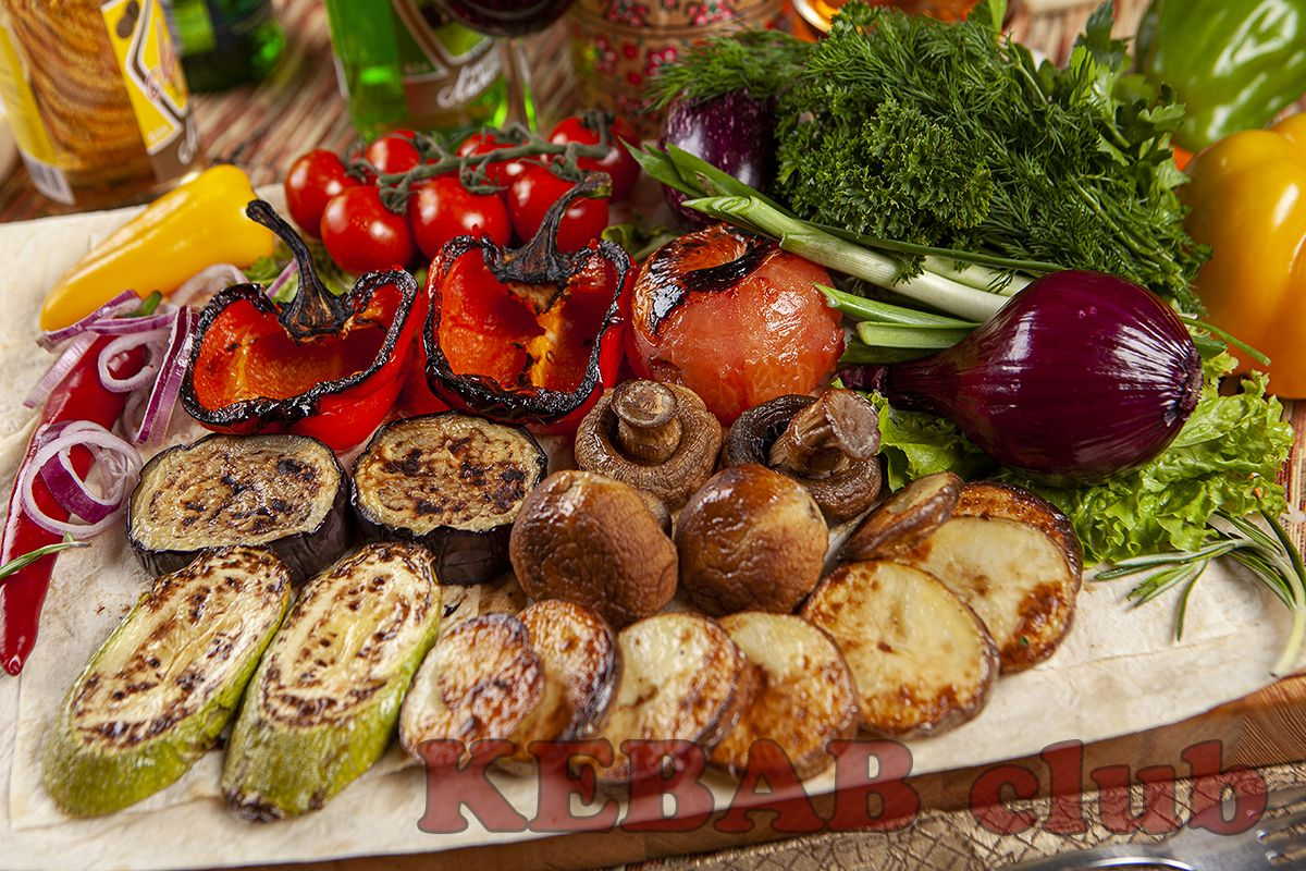 Вегетарианский сет