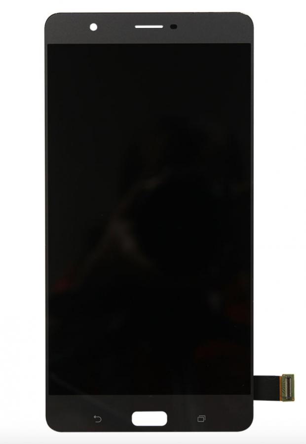 LCD (Дисплей) Asus ZU680KL ZenFone 3 Ultra (в сборе с тачскрином) (grey) Оригинал