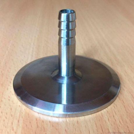 Заглушка со штуцером 10 мм