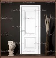 Межкомнатная дверь ALTO 6 Глухое SoftTouch структурный Ясень белый :