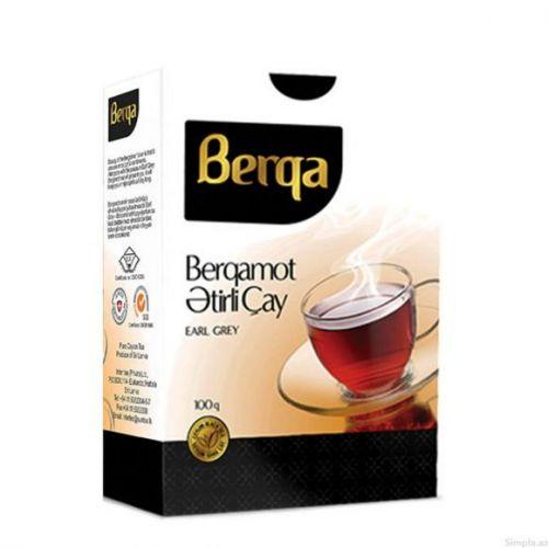 Çay Berqa Earl Grey Berqamont 100 qr